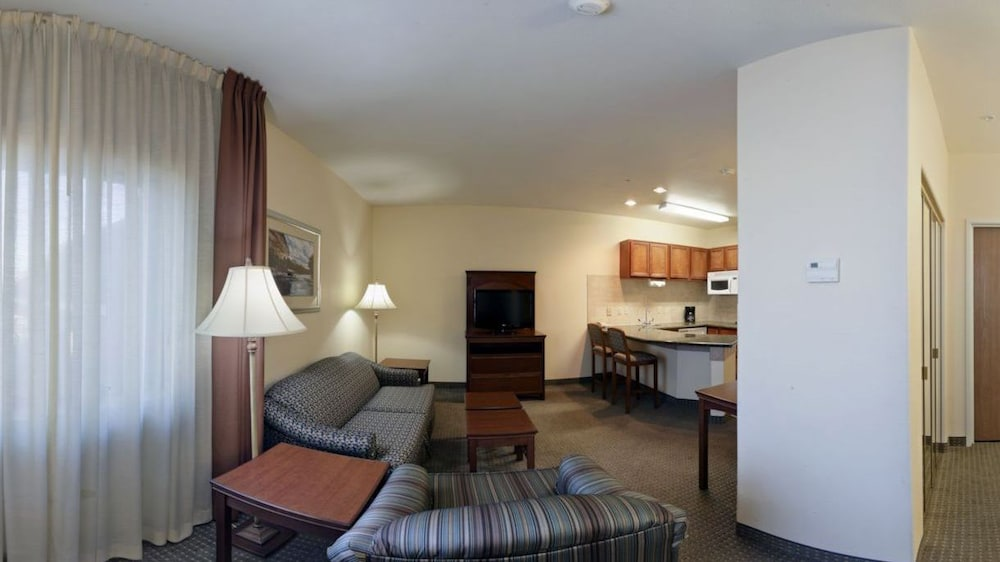 Living Room, Staybridge Suites San Angelo