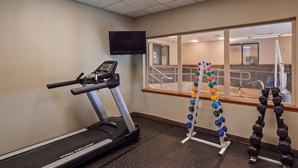 Fitness Facility, Best Western Northwest Lodge