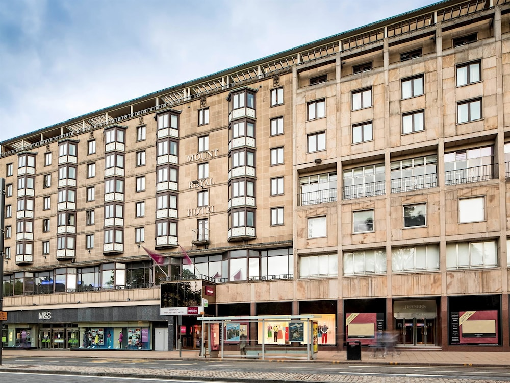 Mercure Edinburgh City Princes Street Hotel Edinburgh