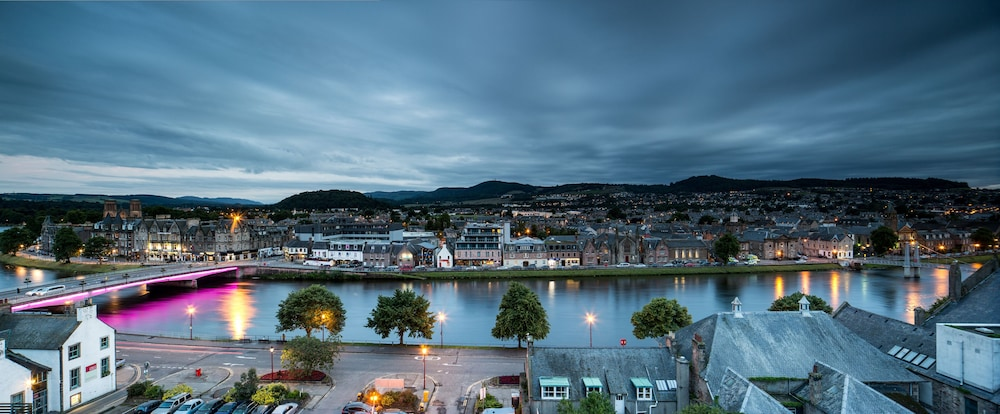 City View from Property, Mercure Inverness Hotel