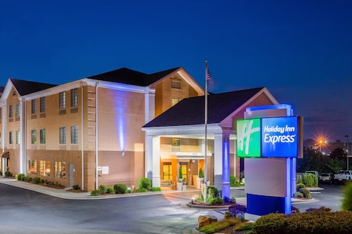 Holiday Inn Exp Winston Salem