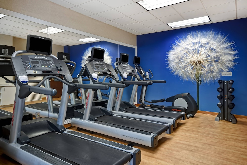 Fitness Facility, SpringHill Suites by Marriott Atlanta Buford/Mall of Georgia