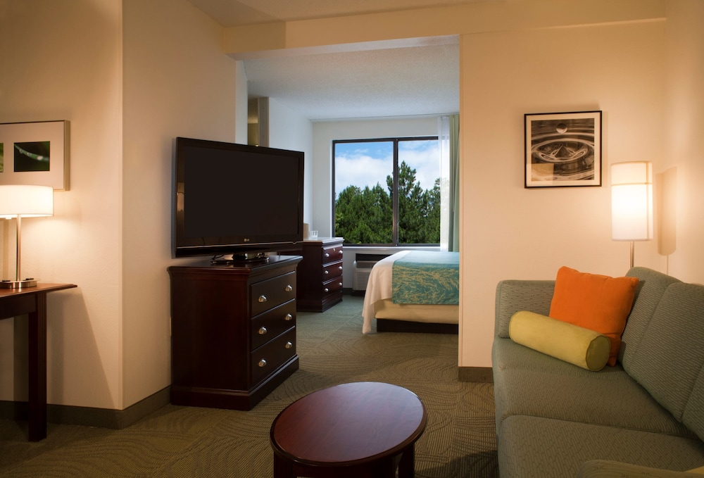 Living Area, SpringHill Suites by Marriott Atlanta Buford/Mall of Georgia