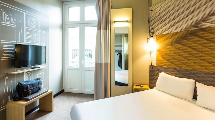 Hotel ibis Bordeaux Centre Gare Saint Jean Euratlantique
