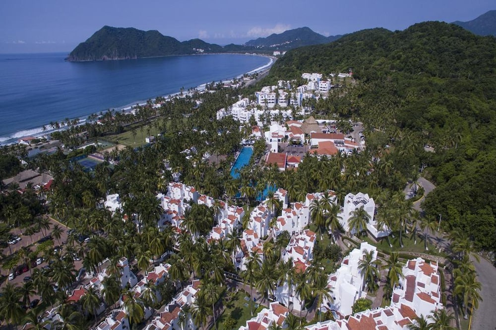 Aerial View, Palette Gran Festivall Resort by OYO