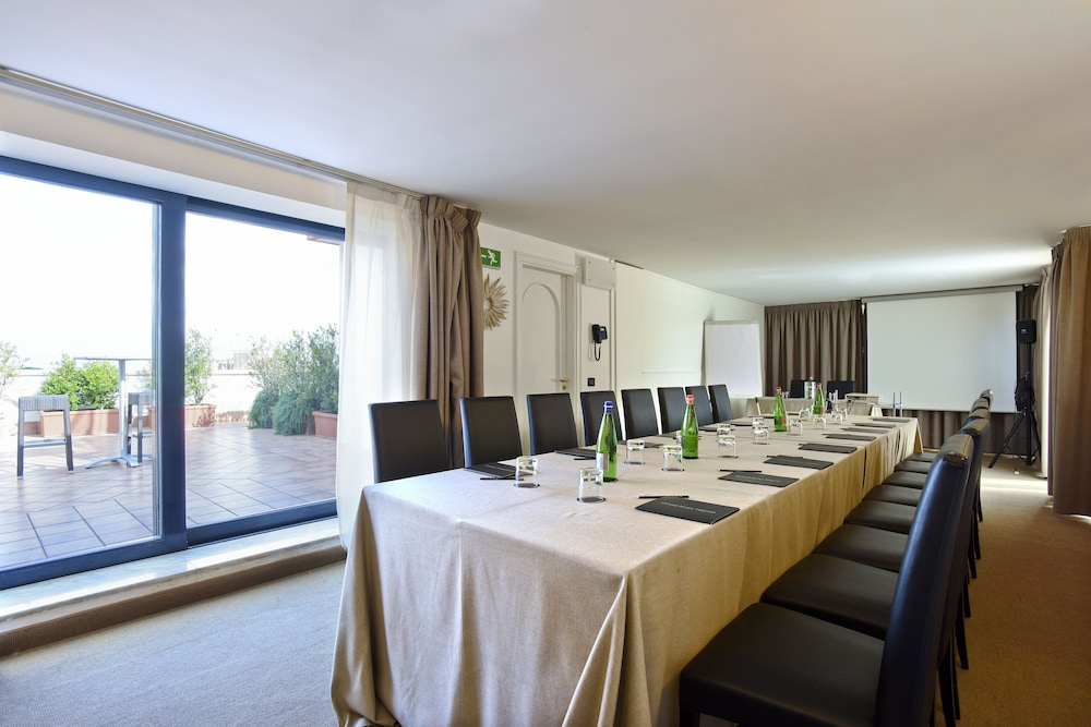 Meeting Facility, Grand Hotel Tiberio