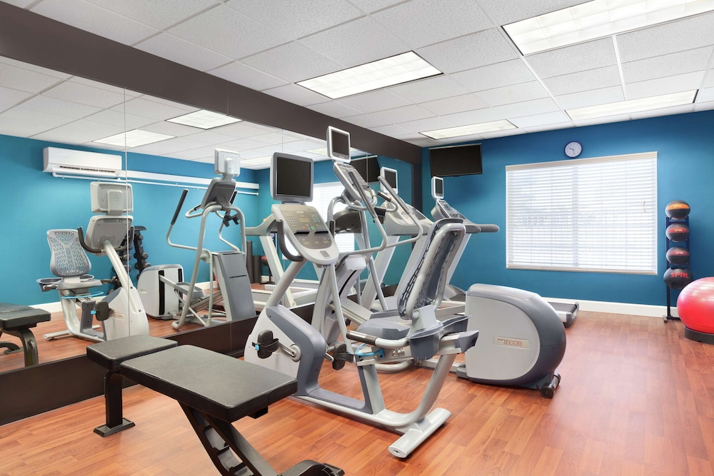 Fitness Facility, Homewood Suites by Hilton Oakland-Waterfront