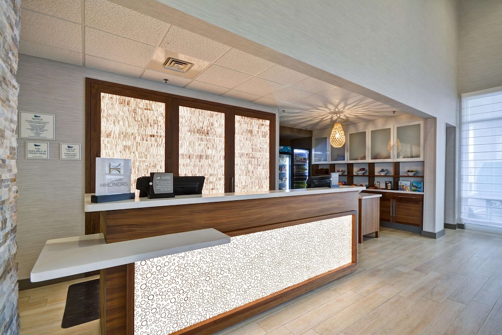 Reception, Homewood Suites by Hilton Oakland-Waterfront