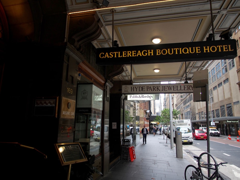 Castlereagh Boutique Hotel  Ascend Hotel Collection Member In Sydney