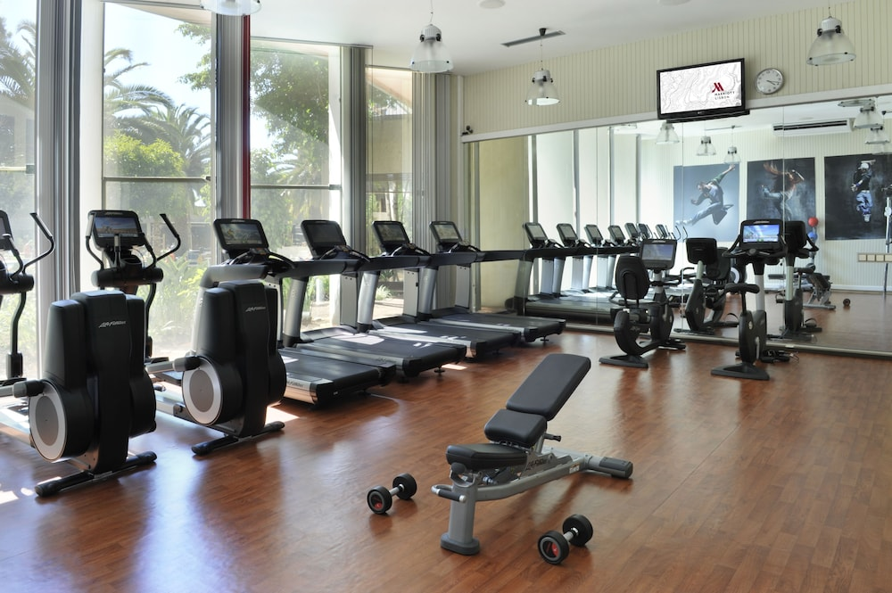 Fitness Facility, Lisbon Marriott Hotel