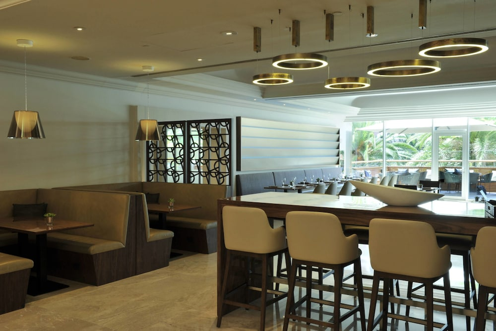 Bar, Lisbon Marriott Hotel