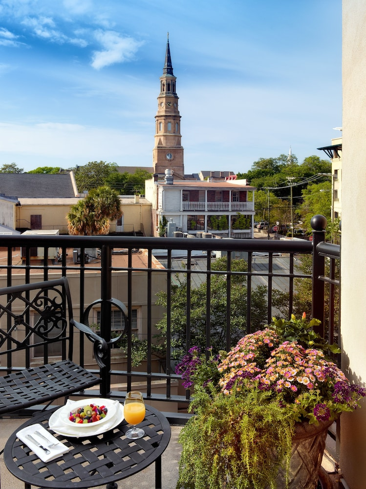 View from Property, French Quarter Inn