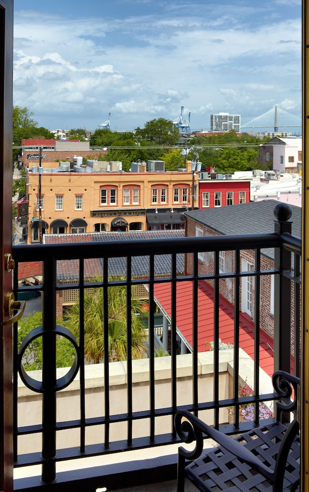View from Room, French Quarter Inn
