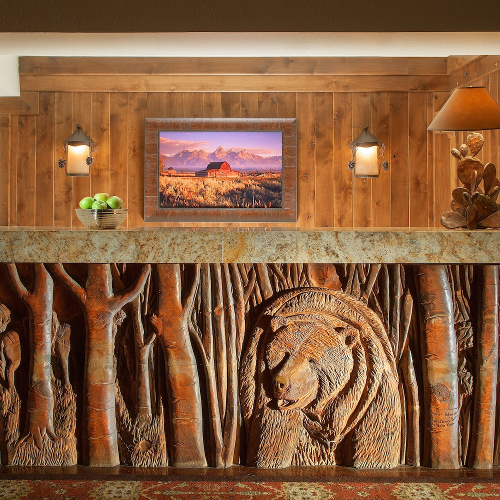 Reception, Snake River Lodge & Spa