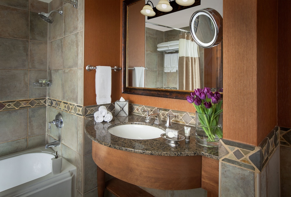 Bathroom, Snake River Lodge & Spa