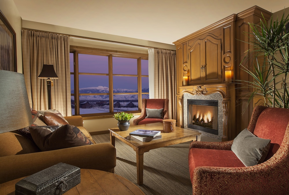 Room, Snake River Lodge & Spa