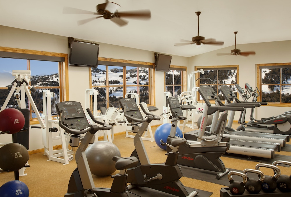 Fitness Facility, Snake River Lodge & Spa