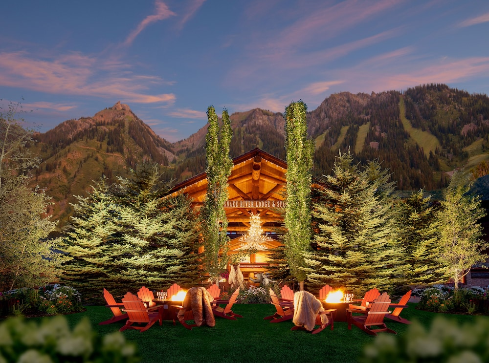 Featured Image, Snake River Lodge & Spa