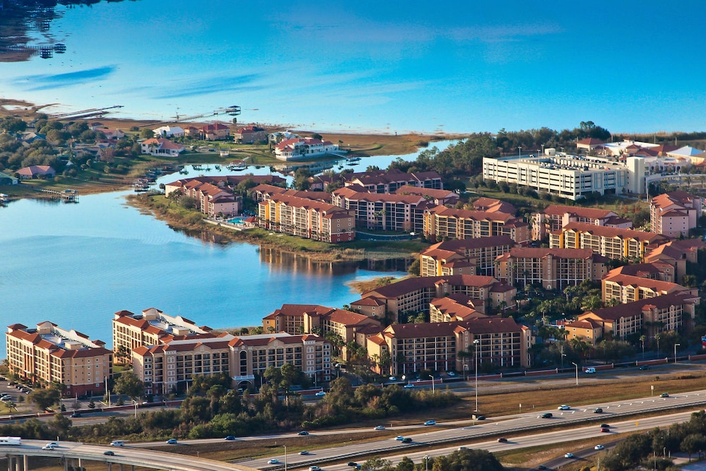 Aerial View, Westgate Lakes Resort & Spa Universal Studios Area