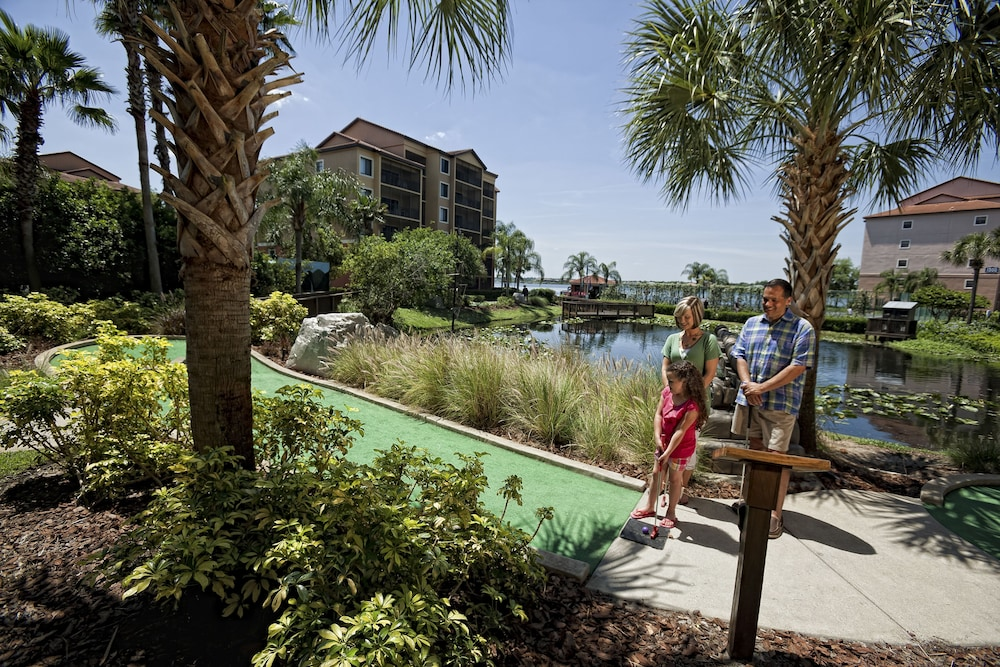 Mini-Golf, Westgate Lakes Resort & Spa Universal Studios Area