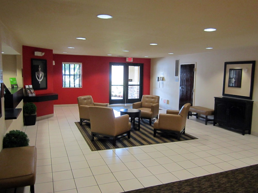 Lobby, Extended Stay America Orange County - Katella Ave