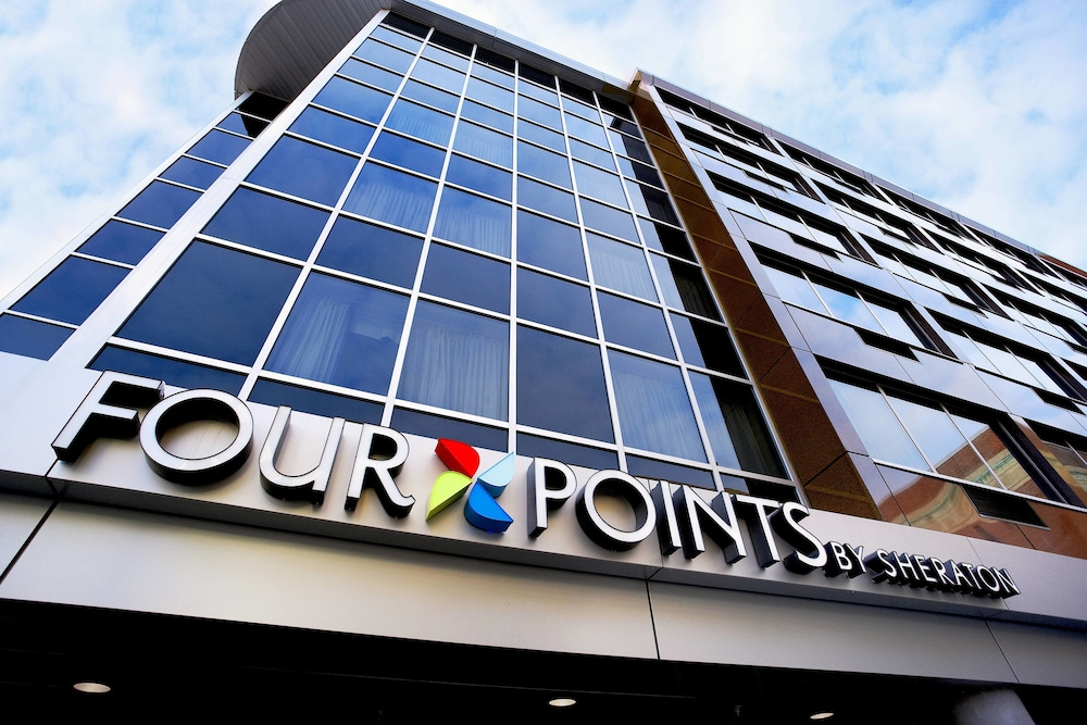 Exterior, Four Points by Sheraton Halifax