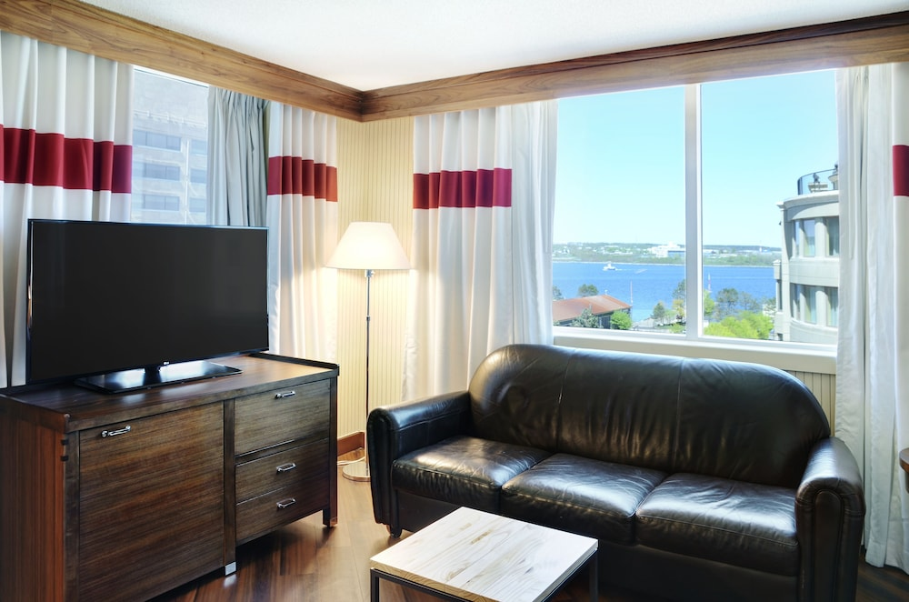 Living Area, Four Points by Sheraton Halifax