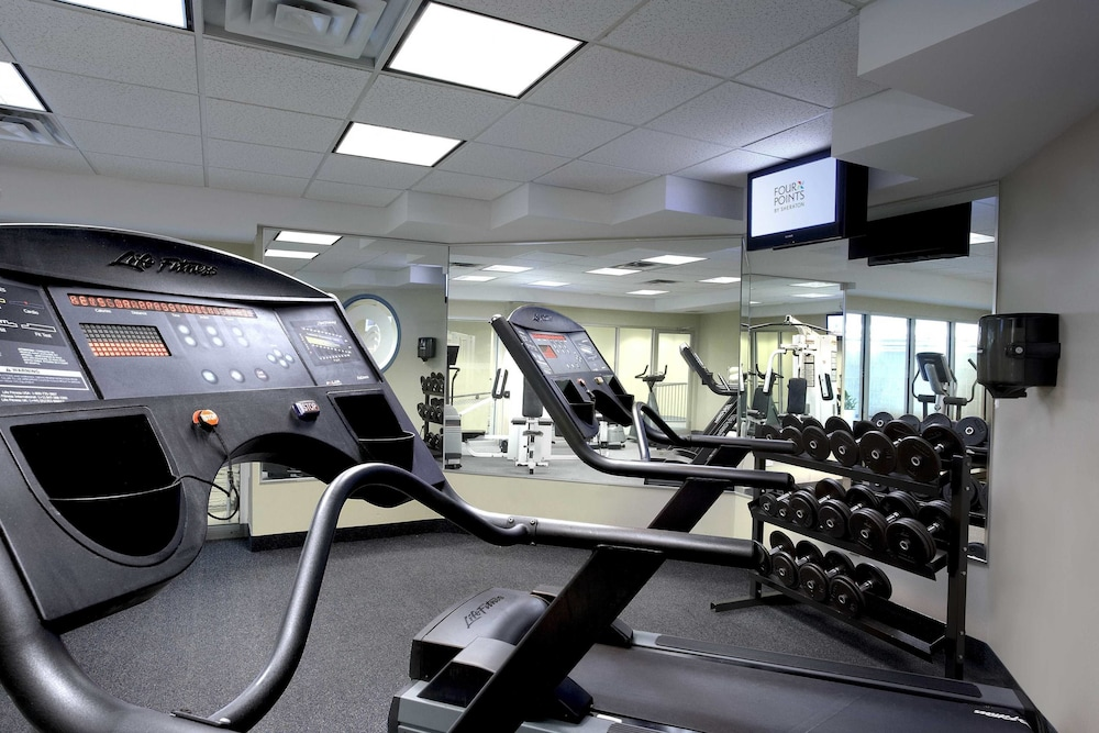 Fitness Facility, Four Points by Sheraton Halifax
