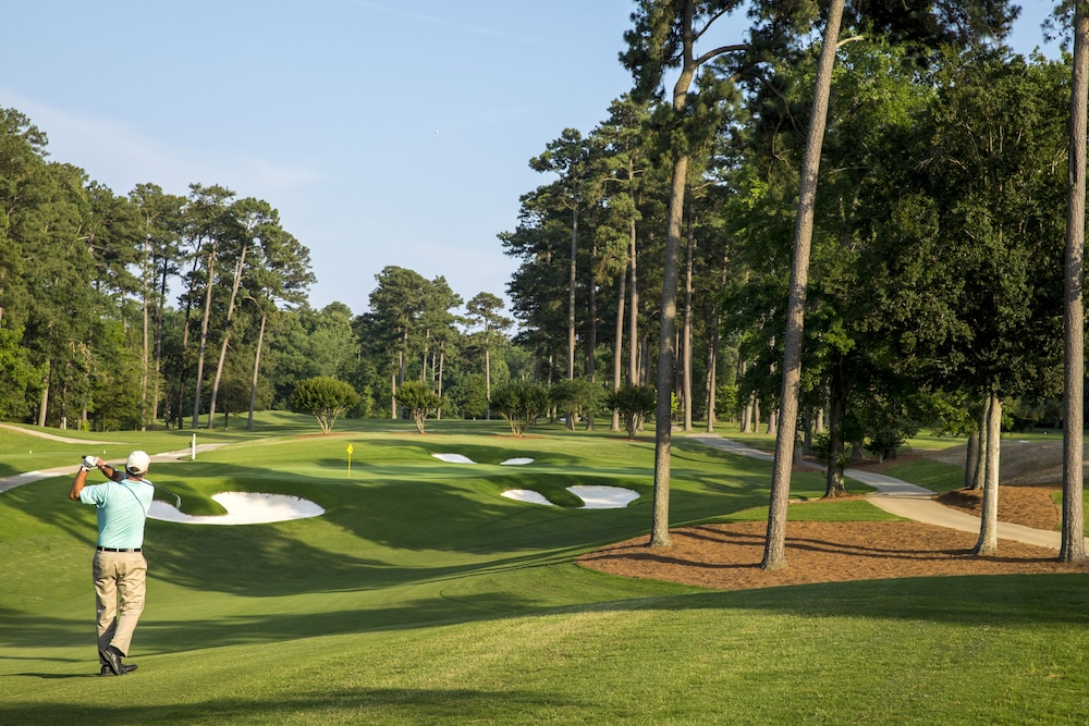 Golf, Woodlands Hotel & Suites - A Colonial Williamsburg Hotel
