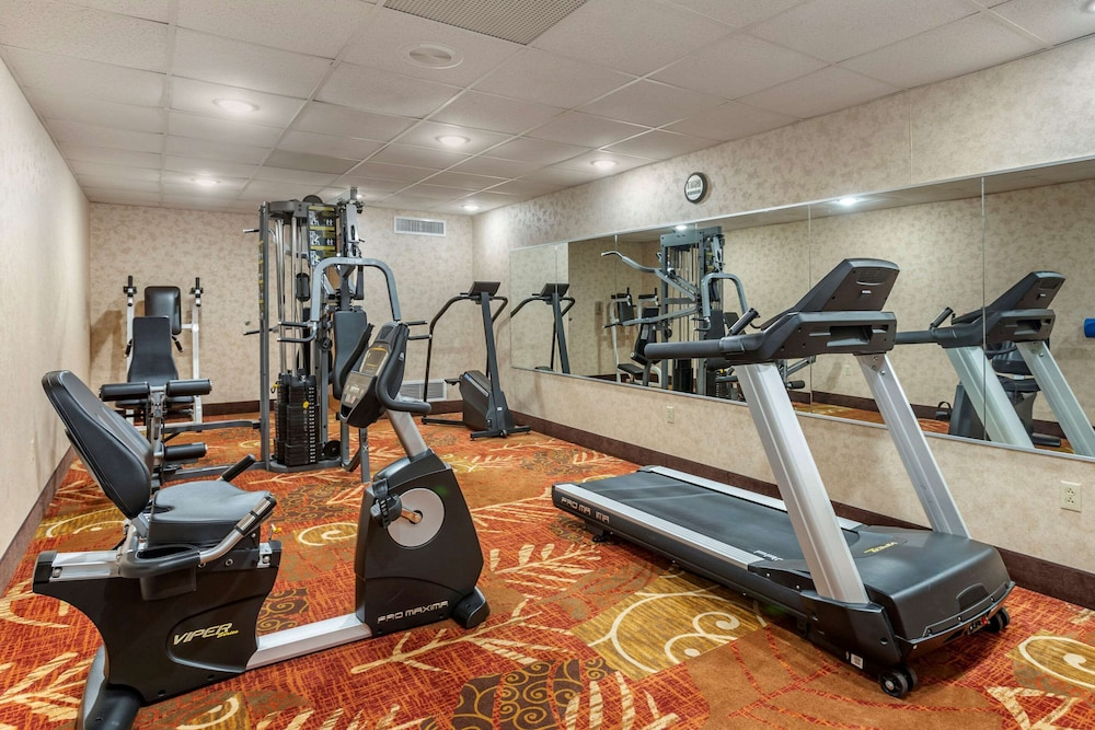 Fitness Facility, Comfort Inn & Suites Branson Meadows
