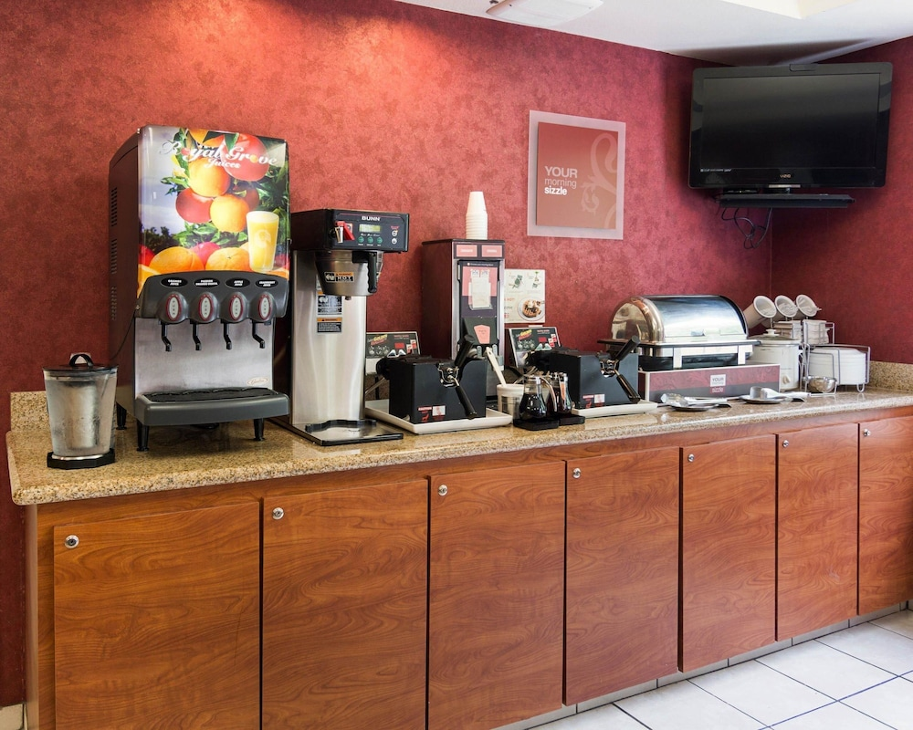 Coffee Service, Comfort Suites Texarkana