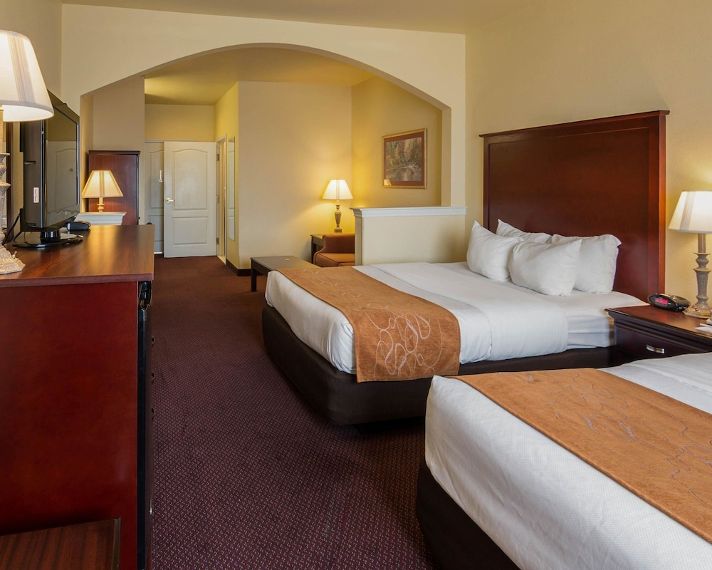 Room, Comfort Suites Texarkana