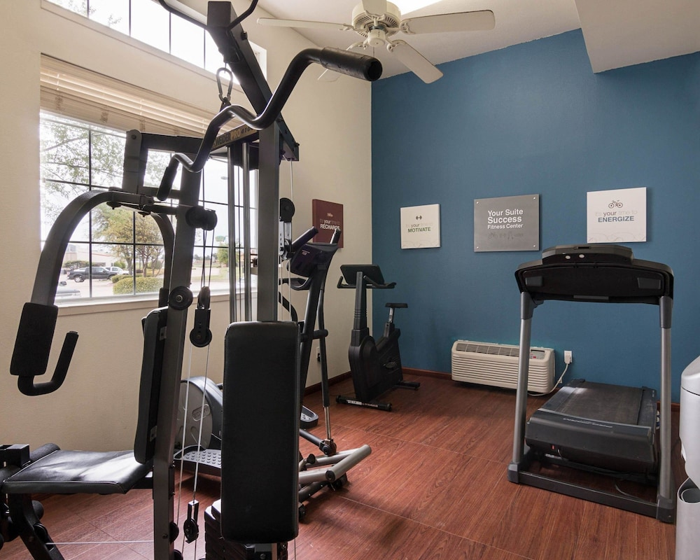 Fitness Facility, Comfort Suites Texarkana