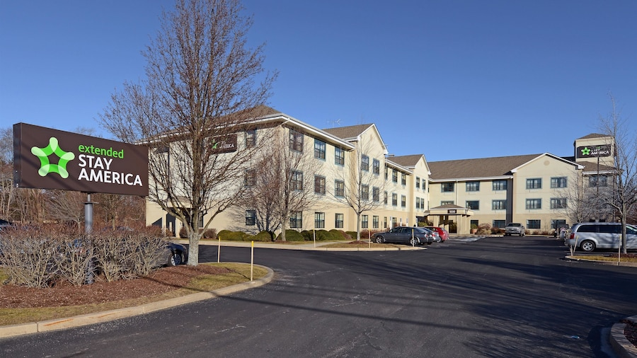 Extended Stay America Suites Providence West Warwick