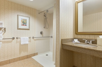 Room, Accessible - Bathroom