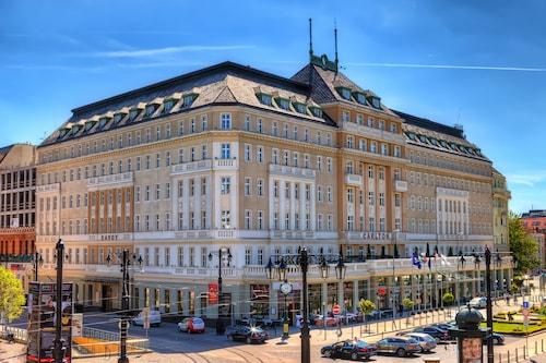 Radisson Blu Carlton Hotel- Bratislava