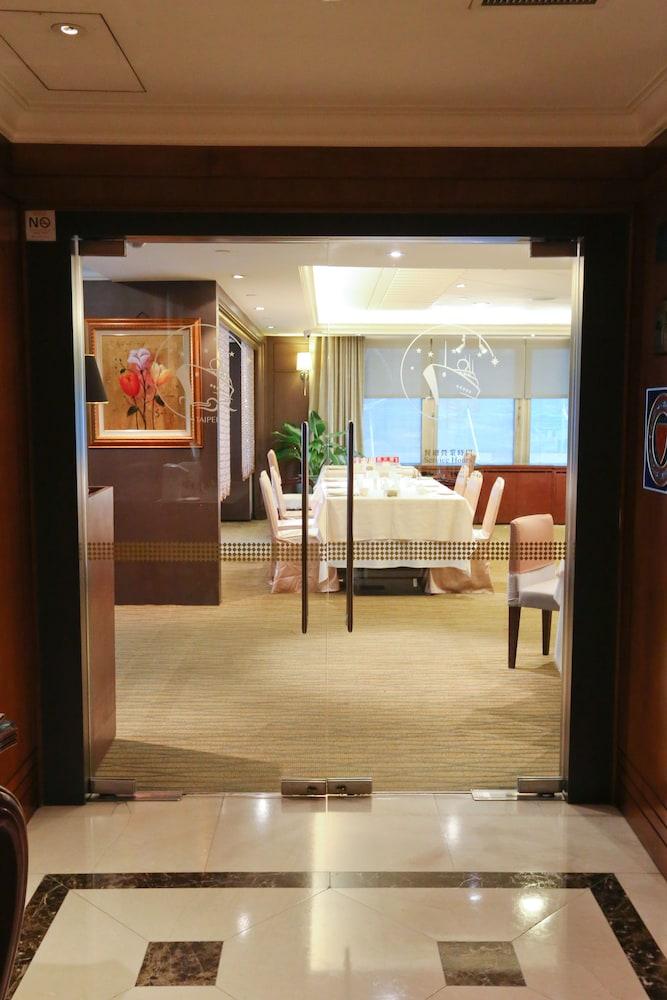 Evergreen Laurel Hotel Taipei Spa