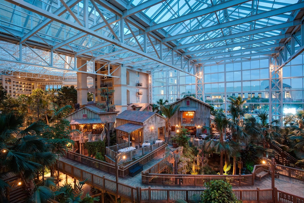 Lobby, Gaylord Palms Resort & Convention Center