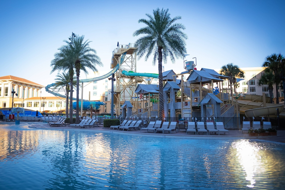 Pool, Gaylord Palms Resort & Convention Center