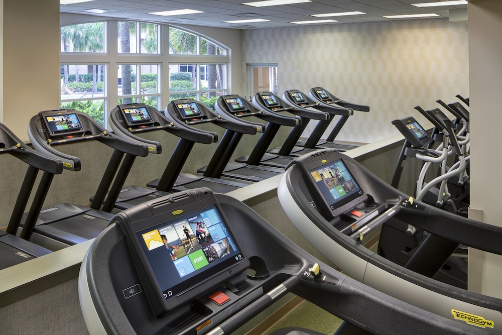 Gym, Gaylord Palms Resort & Convention Center