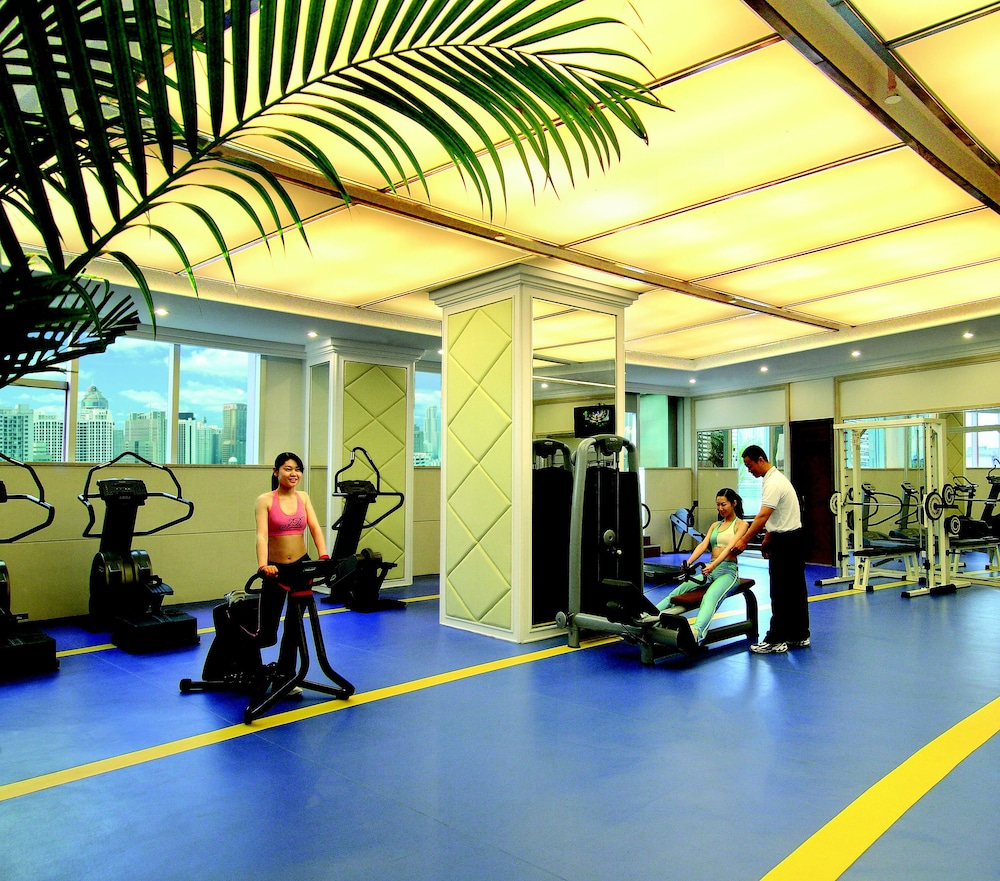 Gym, The Pavilion Hotel