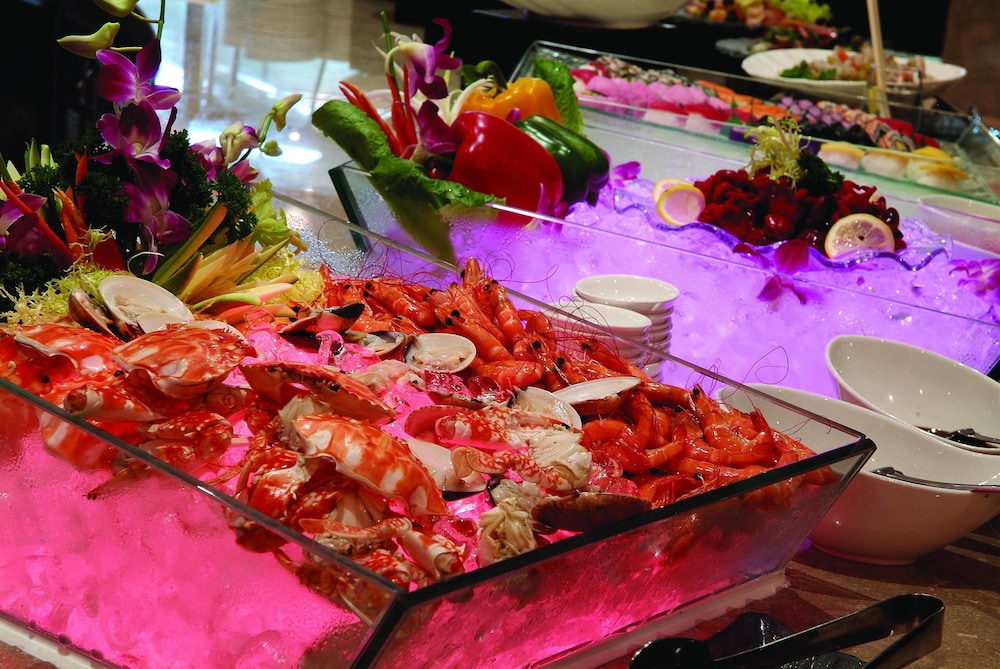Buffet, The Pavilion Hotel