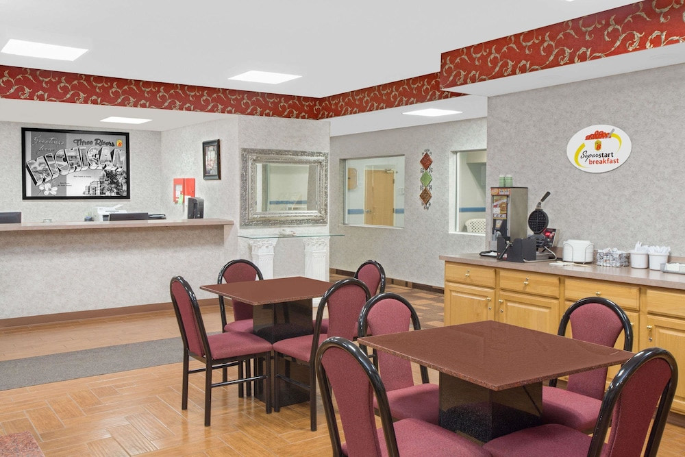 Dining, Super 8 by Wyndham Three Rivers