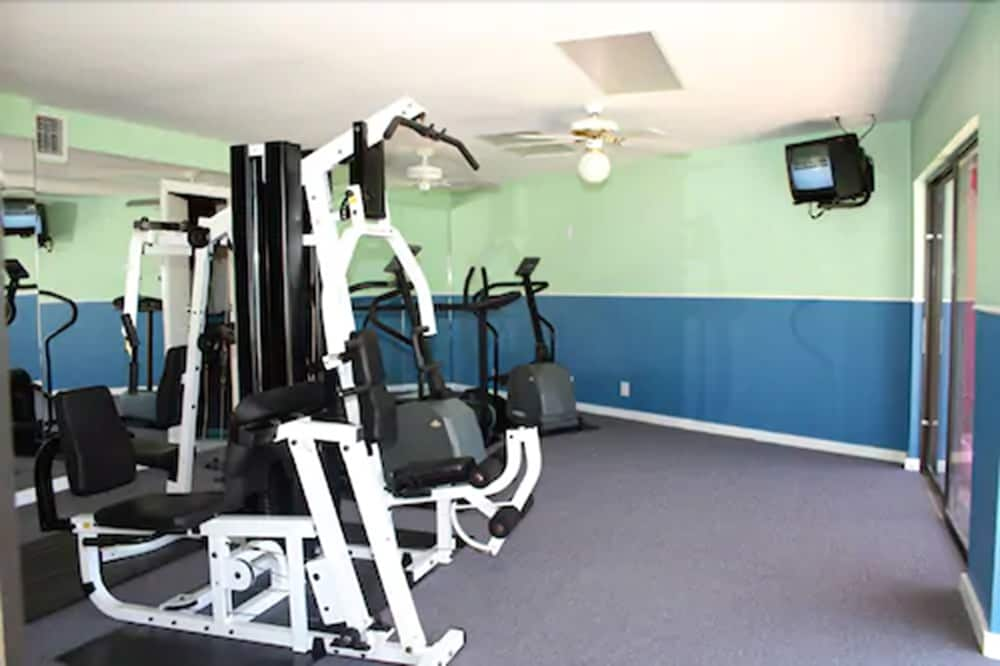 Fitness Facility, Ocean Reef Yacht Club & Resort