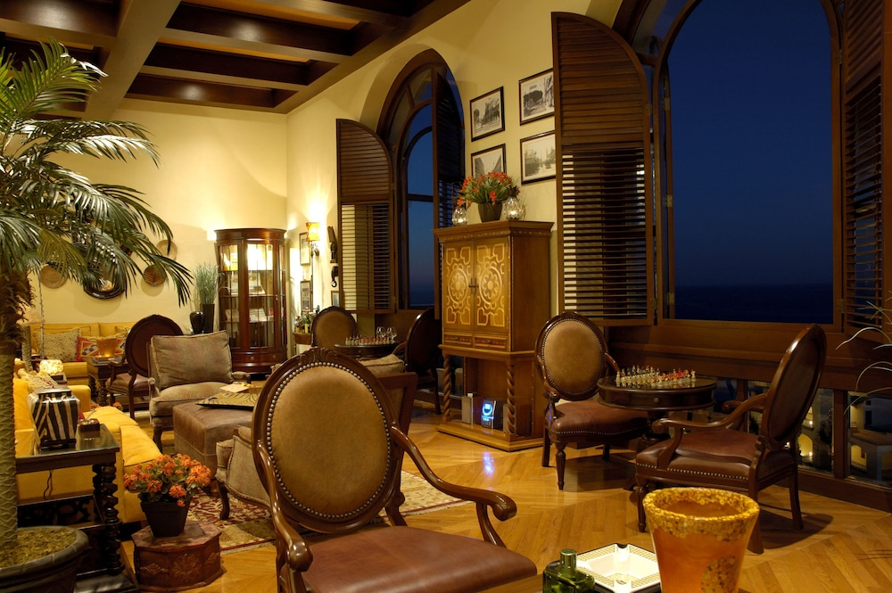 Lounge, Pueblo Bonito Sunset Beach Golf & Spa Resort - All Inclusive