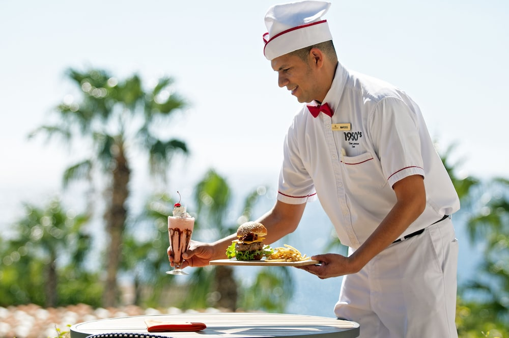 Food and Drink, Pueblo Bonito Sunset Beach Golf & Spa Resort - All Inclusive