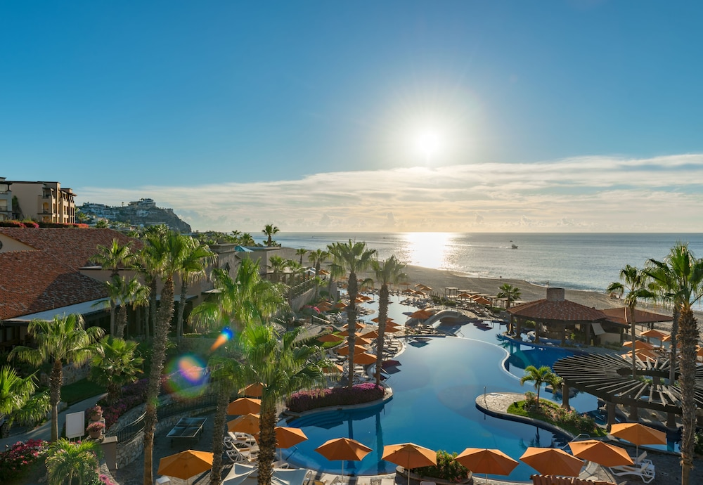 View from Property, Pueblo Bonito Sunset Beach Golf & Spa Resort - All Inclusive