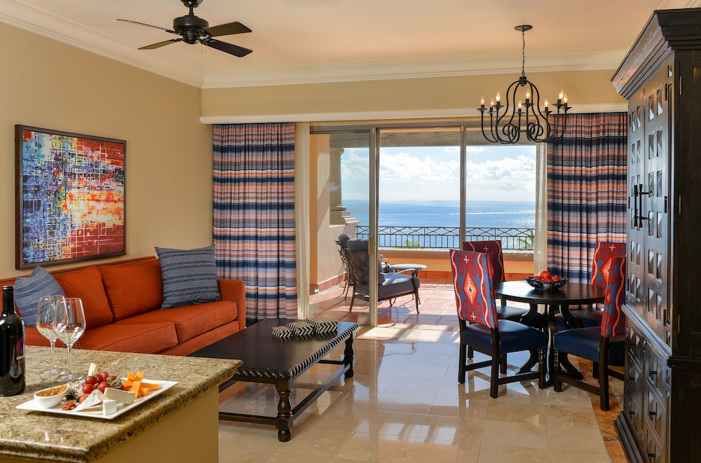 Living Area, Pueblo Bonito Sunset Beach Golf & Spa Resort - All Inclusive