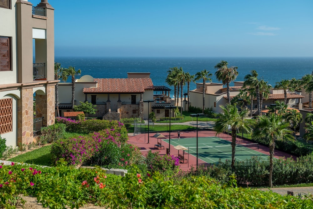 Tennis Court, Pueblo Bonito Sunset Beach Golf & Spa Resort - All Inclusive