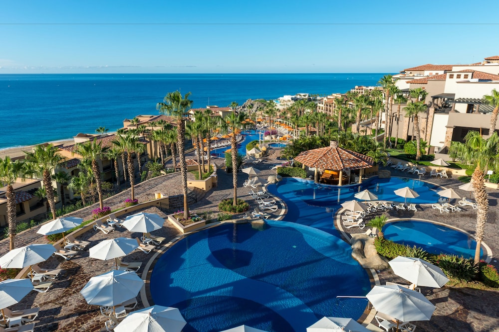 Pool, Pueblo Bonito Sunset Beach Golf & Spa Resort - All Inclusive